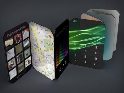 concept smartphone