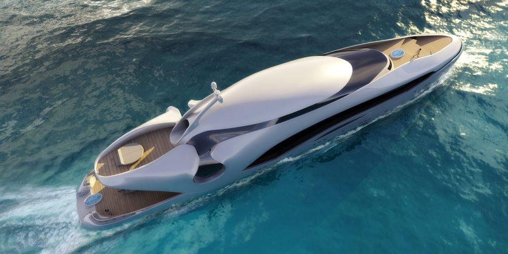 superyacht de luxe