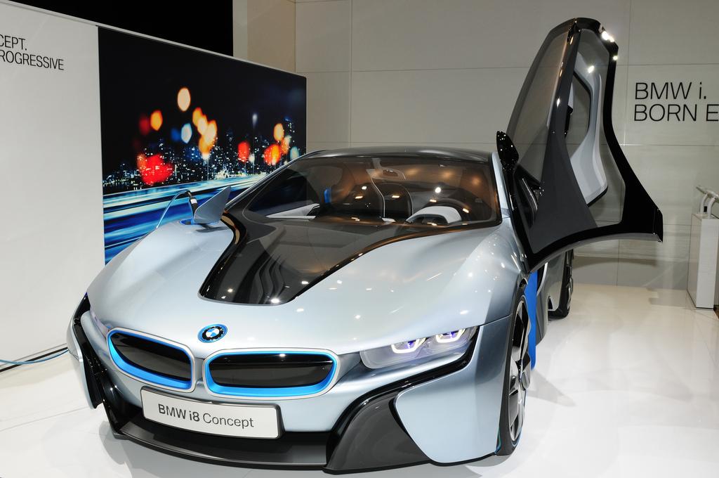 bmw concept 2012