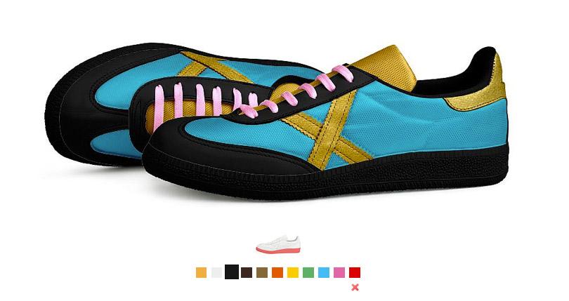 chaussures de la marque Munich