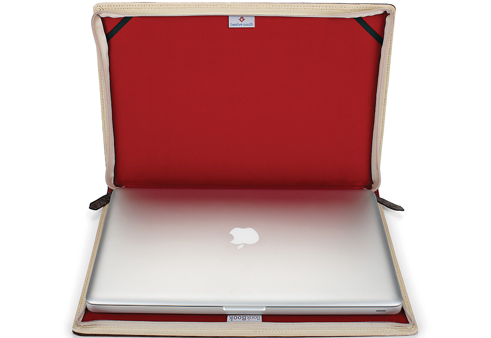 housse vintage par Twelve South fabricant d'accessoires Apple