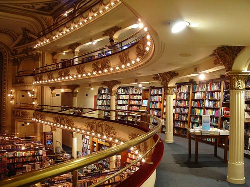 librairie design Buenos Aires