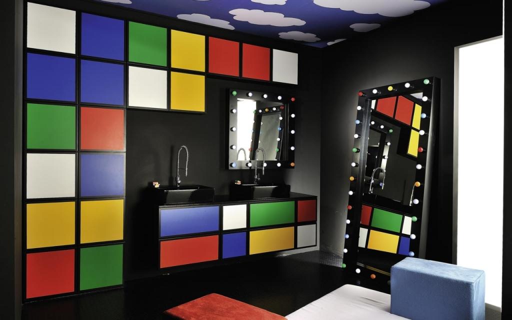 La salle de bain de vos r ves est la mon coin design for Meuble coin salle de bain