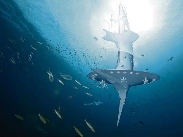 nautilus, bateau d'exploration sous-marine
