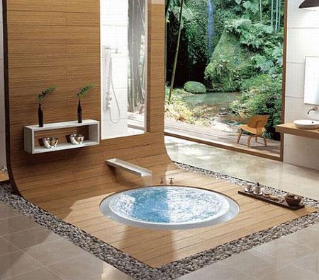 salle de bain dtente