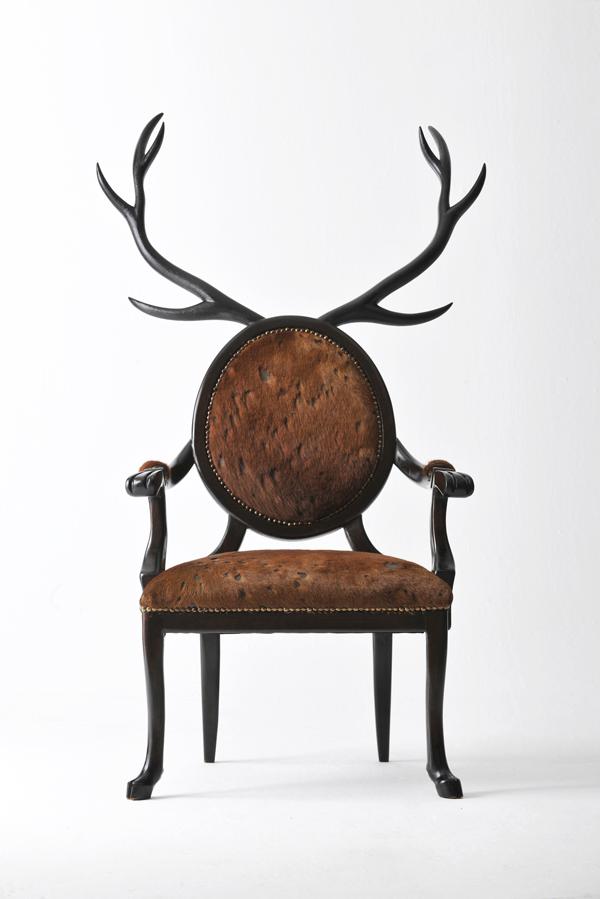 fauteuil medaillon louis xvi design