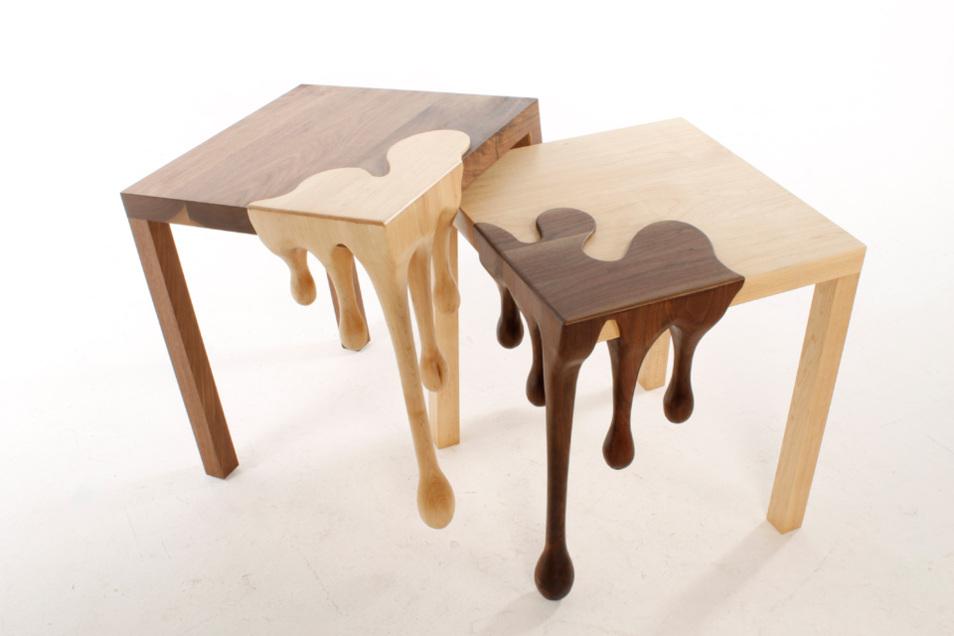 Fusion Tables, des tables design qui fondent à vue d\'oeil -Mon ...