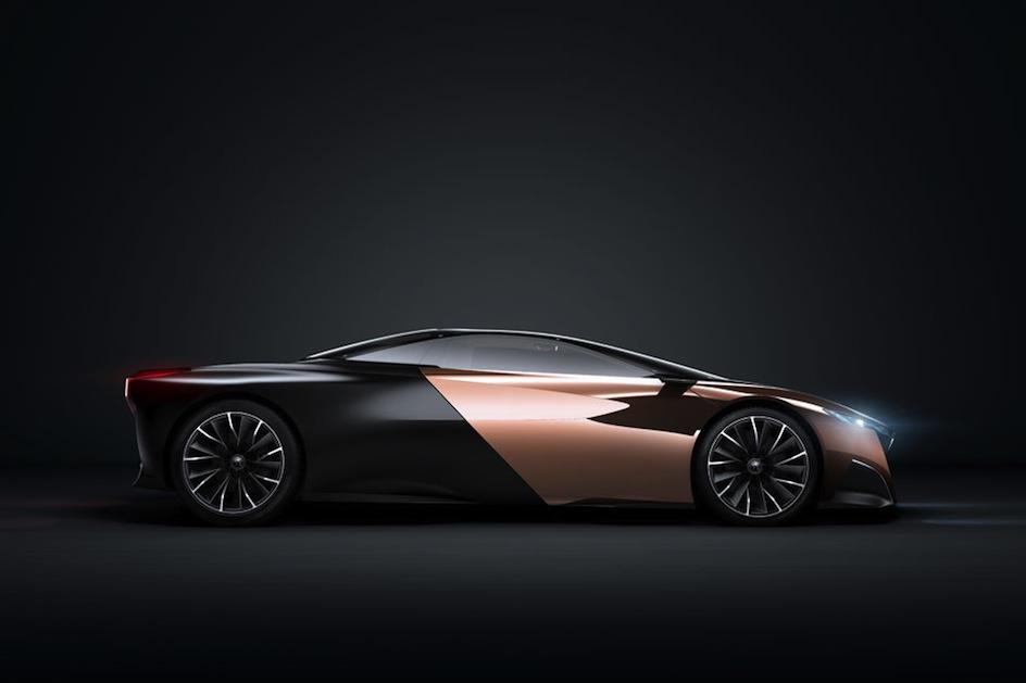 concept car hybride peugeot onyx