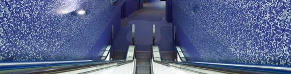 station de metro en mosaïque a naples