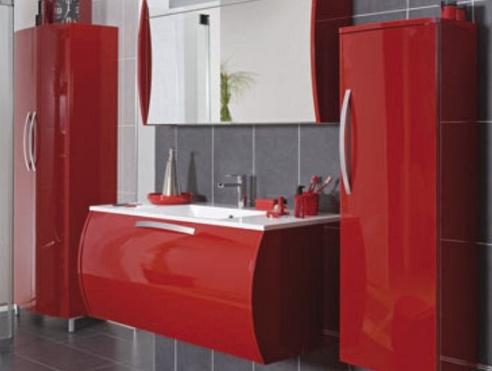 salle de bain futuriste