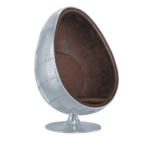fauteuil oeuf design